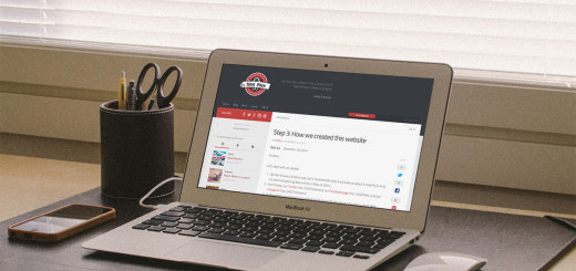 The Third Place Blog: how we created this website?