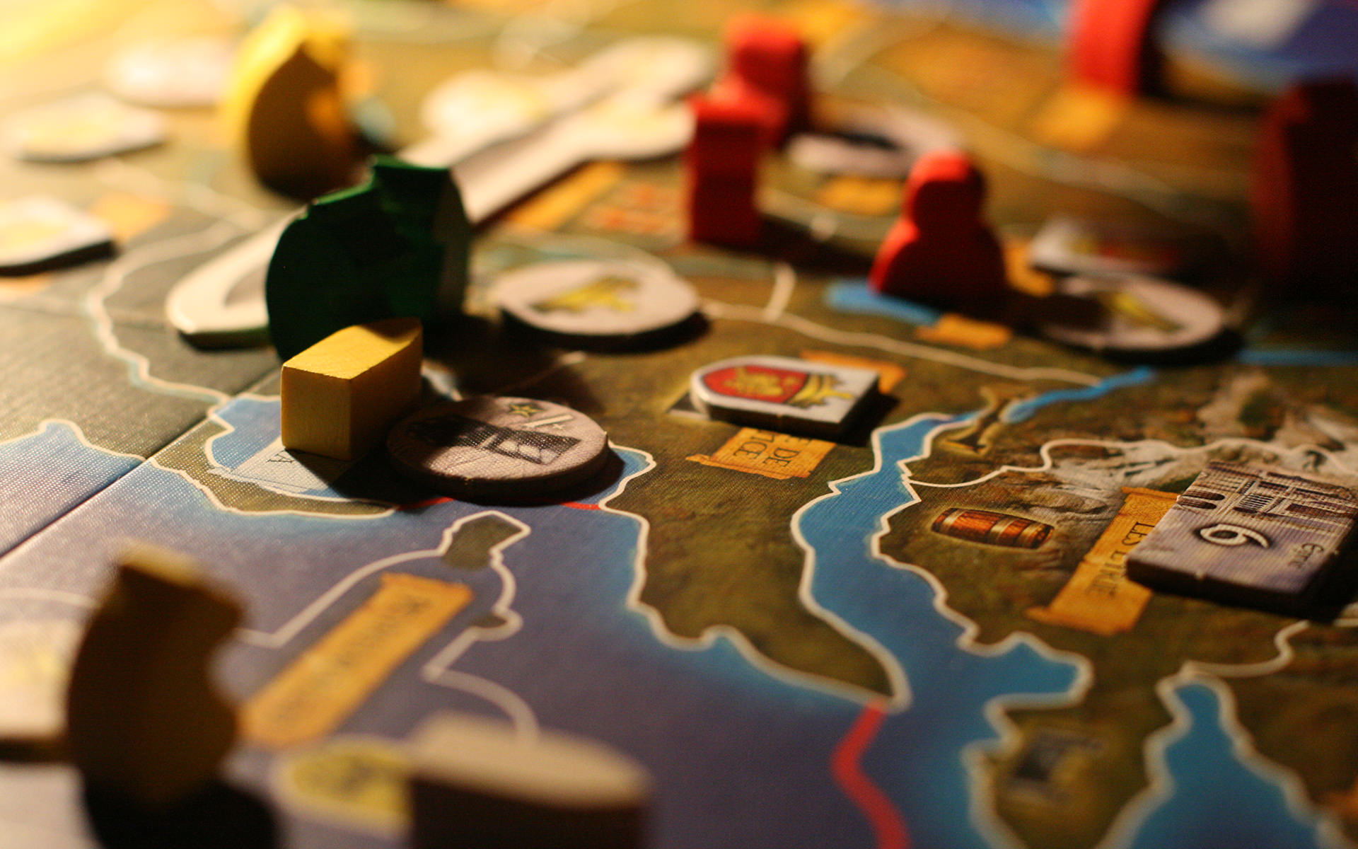 The Third Place event - Board Games night